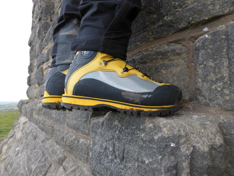 La Sportiva Spantik boots   quarrymanblog