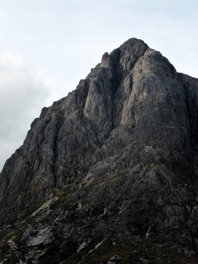 Ring Of Steall Winter Ridge